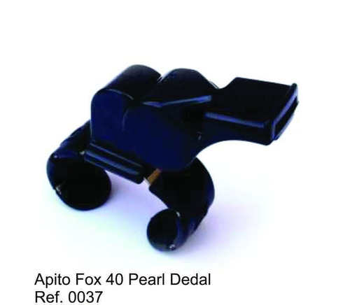 apito fox 40 pearl dedal unidade