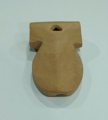 apito gope de madeira samba 5004
