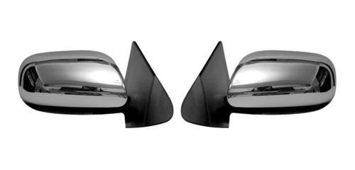 apl capa retrovisor cromada s/ pisca corolla 08 / etios 12