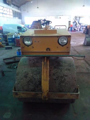 aplanadora compactador zettelmeyer