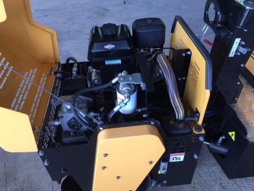 aplanadora - rodillo compactador vibrador