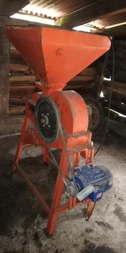 aplastador  de grano