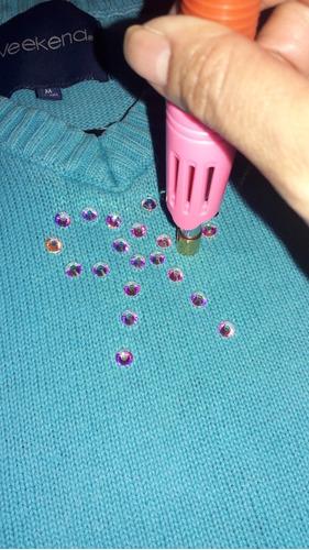 apliacador de cristales