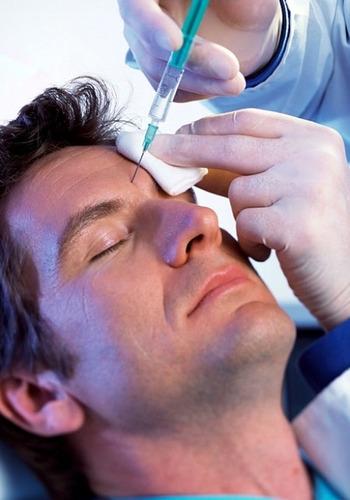 aplicación de botox en 3 zonas faciales en ramos mejía