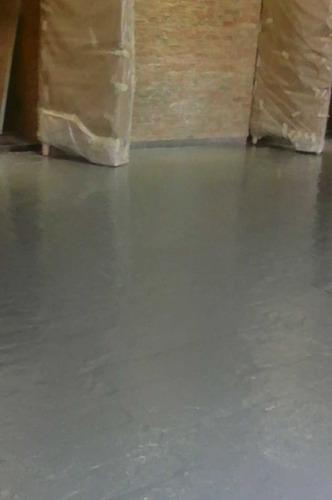 aplicacion de pisos epoxico,autonivelante,remodelacion,ceram