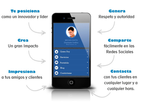 aplicación movil para tu negocio