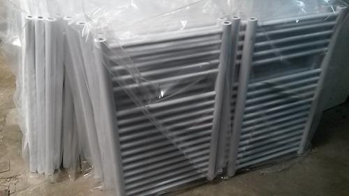 aplicacion pintura epoxi en polvo electroestatica al horno
