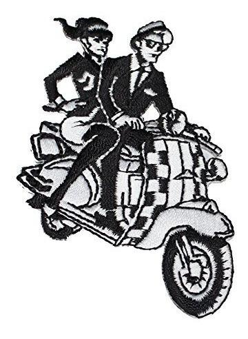 aplicación ska niños on moto parche