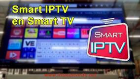 Aplicación Smart Iptv (para Smartv)