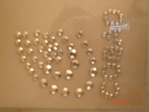 aplicacion termica de estoperol del logo del cobao.