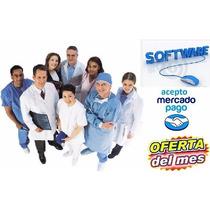 Consultorio Médico Programa Control Citas E Historia Clinica