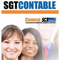 Sistema Contable Sgt Contabilidad (niif)
