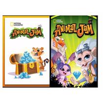 Tarjeta Animal Jam