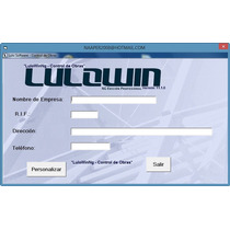 Lulowin Ng 2015, 100% Personalizable, Con Lulocron ***