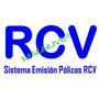 Programa Sistema Emisión Gestión Pólizas Rcv Cobros En Excel