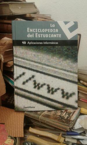 aplicaciones informáticas enciclopedia del estudiante