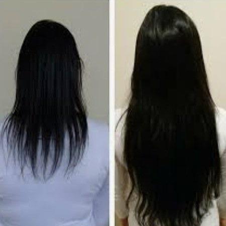 aplicação de mega hair método fita adesiva