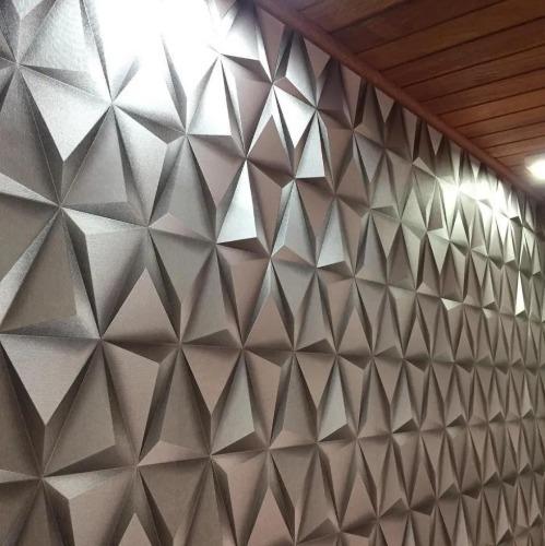 aplicação de papel parede e adesivos