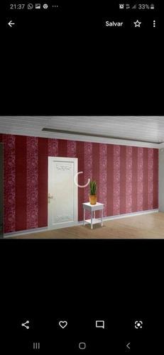 aplicação e venda de papel de parede