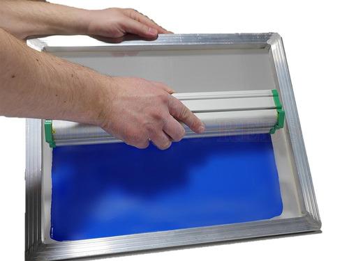 aplicador de emulsion para serigrafía emulsionador 10 inches