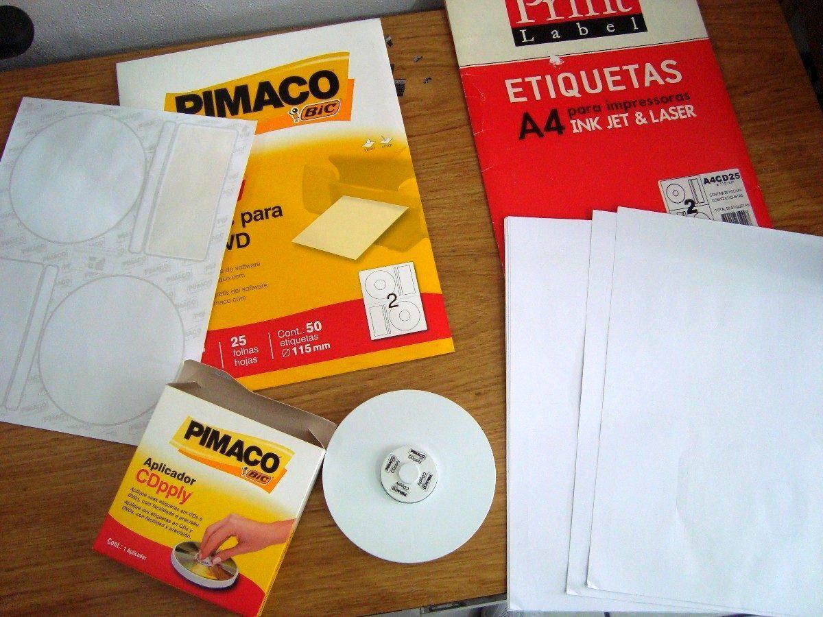 etiquetas para cds