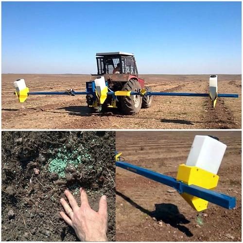 aplicador hormiguicida granulado linea forestal  j. hartwich