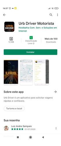 aplicativo de transporte de passageiro