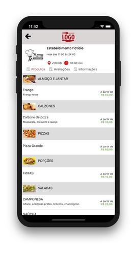 aplicativo delivery | app | pedidos online | marketplace