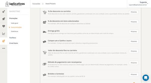 aplicativo pedidos online entregas em geral - super oferta