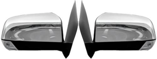 apliq capa retrovisor cromada gm s-10 2012 em diante 2 ptas