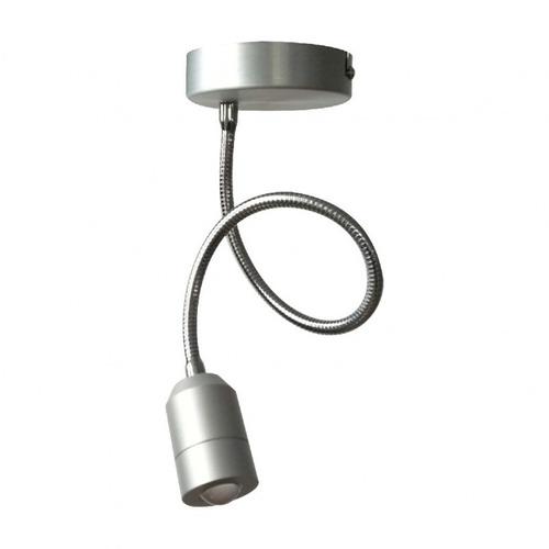 aplique cabecera flexible movil osiris 1 luz led 5w aluminio