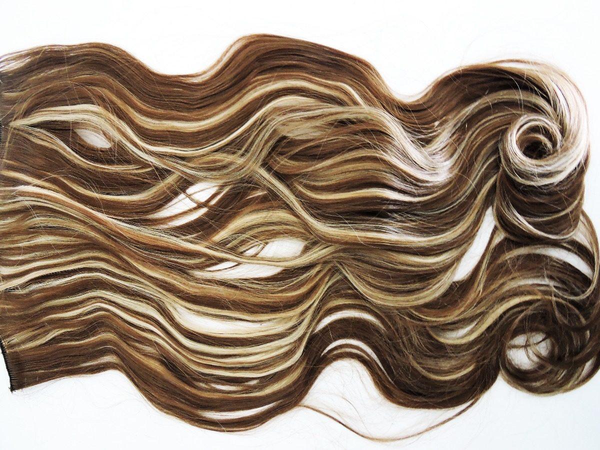 4124de1f0 aplique cabelo mega tic tac fibra ondulado chapinha babyliss. Carregando  zoom.