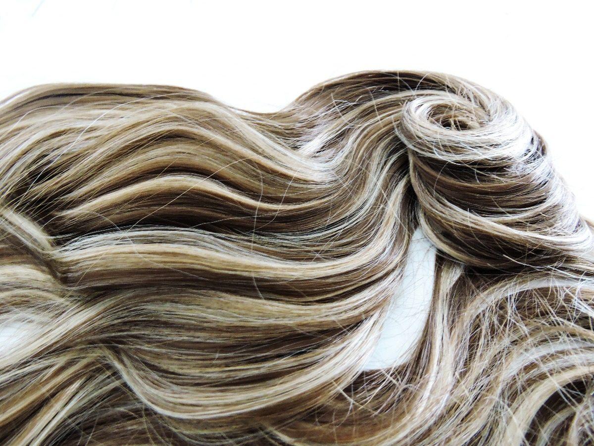 980704b85 aplique cabelo mega tic tac fibra ondulado chapinha babyliss. Carregando  zoom... aplique cabelo tic tac. Carregando zoom.