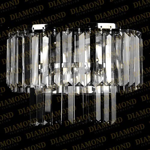 aplique de diseño en cristal