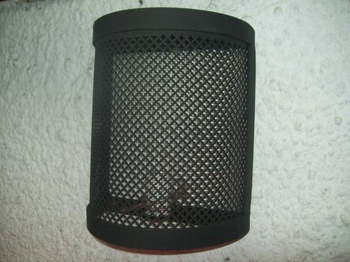 aplique de luz para pared de hierro