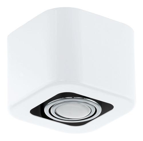 aplique de techo toreno, una luz, blanco - eglo eg0350