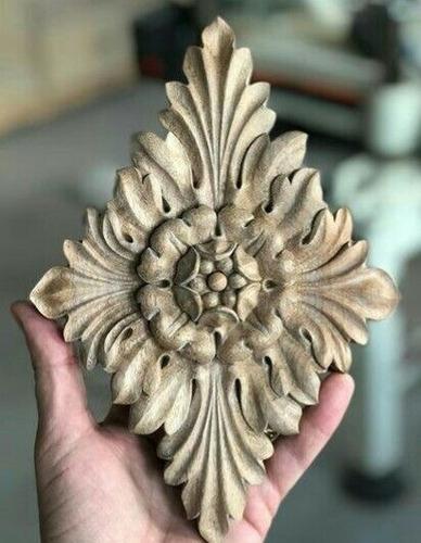 aplique decorativo moldura de madera a medida boiserie
