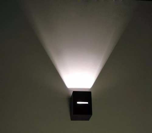 aplique difusor unidireccional exterior g9 apto led 3002