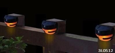 aplique farol farolito led solar lampara cod. 3l0512