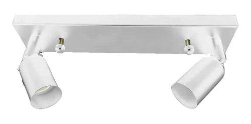 aplique lampara mera 2 luces blanco nanoshop diseño