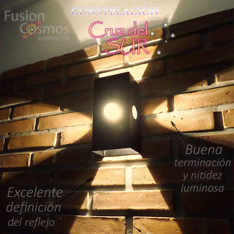 Decoracion Aplique Indirecta Hierro Led 6w X11un Difusor Pack Lampara Moderno Bidireccional C Luz Superbrillante Pared e9HIDEYW2