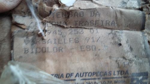 aplique lanterna traseira esquerda versailles 91/92/93/94/95