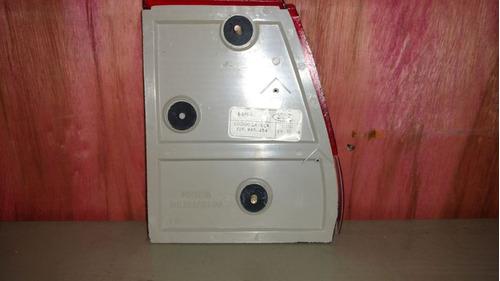 aplique lanterna traseira royale ford 85/88 original arteb