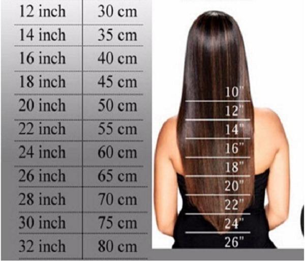 Secret extensions 60 cm