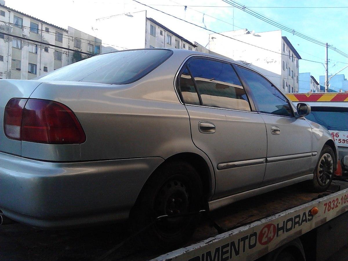 ... Honda Civic Lx 1996. Carregando Zoom.