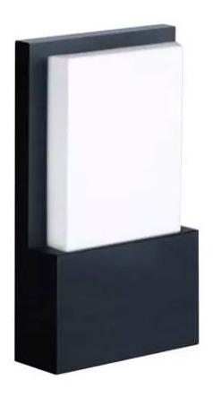 aplique pared led sullivan blanco calido 10w deco interior