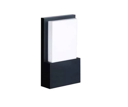 aplique pared led sullivan blanco frio 10w deco interior