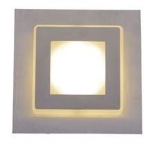aplique pared techo benny candil 1 luz led 4w 220v