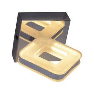 aplique pared techo toilette candil 1 luz led 6w 220v