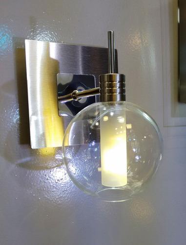 aplique piscis dos luces